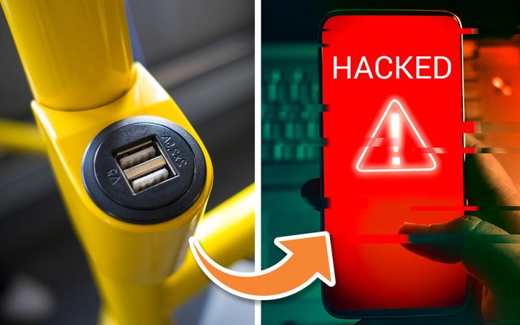 Hacker đã lợi dụng các điểm sạc pin công cộng để lấy dữ liệu cá nhân như thế nào?