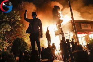 Cuộc bạo loạn ở Mỹ đã bước sang ngày thứ 4