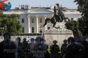 Lục quân Mỹ được lệnh sẵn sàng trấn áp người biểu tình