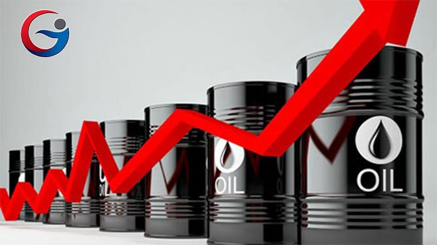 Giá dầu thô tăng 2%