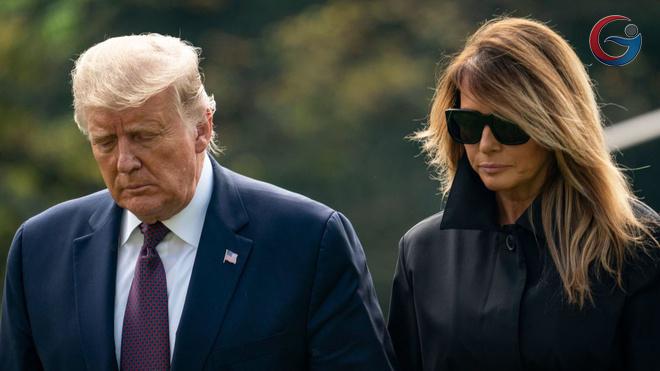 Chứng khoán Mỹ lao dốc sau tin ông Trump dương tính Covid-19