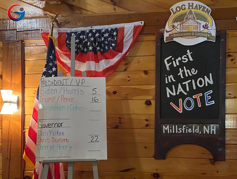 Nước Mỹ chính thức bước vào ngày bầu cử