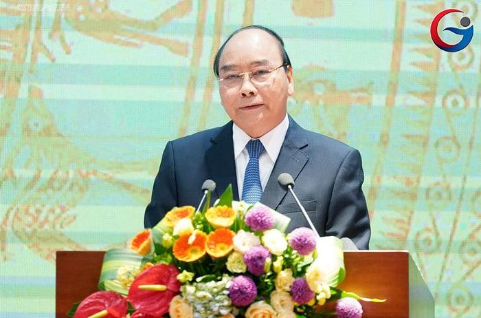 Thủ tướng khẳng định Việt Nam không hạ giá tiền tệ để tạo lợi thế thương mại